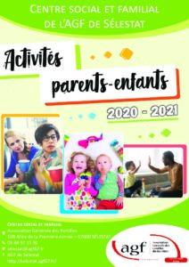 Programme d'activités parentalité 2020-21