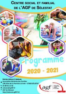 Programme d'activités CSF AGF 2020-2021