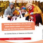 Animations Vacances D'Automne